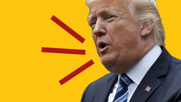 Donald Trump reveló secretos de Estado, señala reporte. (AP)