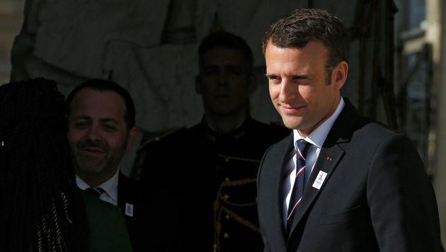 Presidente de Francia vendrá a Lima en setiembre (Reuters)