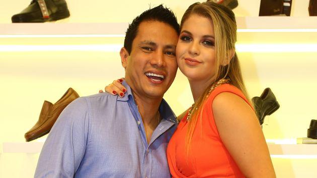 Brunella Horna dejó atrás a su ex pareja Renzo por nuevo amor. (USI)