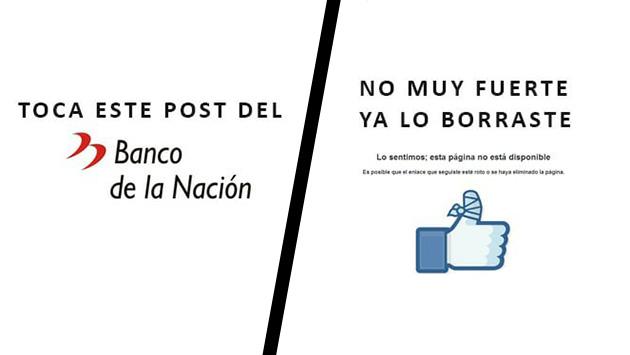 Con ustedes, el candidato al meme de mayo. (Facebook / Carlos Luque)