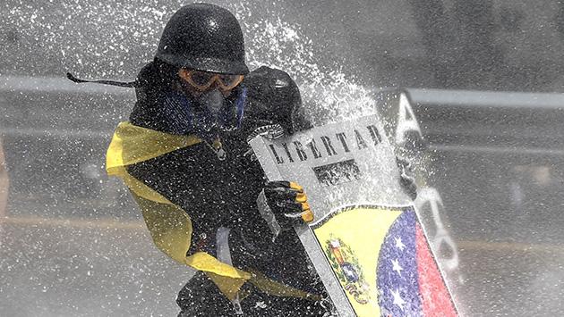 Venezuela sigue protestando. (AFP)