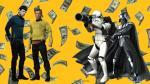 ¿Star Wars o Star Trek?: Estudio revela que los fans de una de las dos series ganan mejores sueldos - Noticias de tripulación