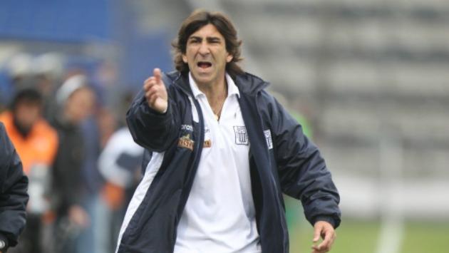 Gustavo Costas campeonó dos veces con Alianza Lima. (USI)