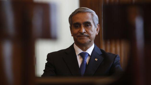Duberlí Rodríguez asegura que jueces no harán distinción al momento de sancionar (Mario Zapata)