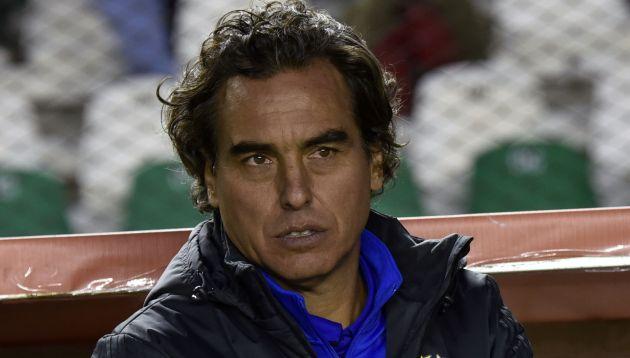 Sporting Crista, bajo la dirección de Chemo del Solar, quedó eliminado de la Copa Libertadores 2017. (AFP)