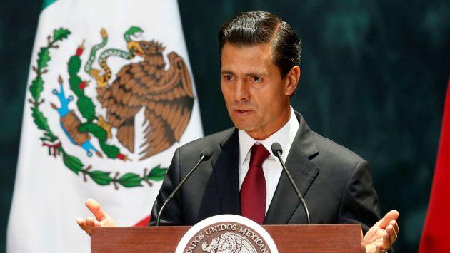 Enrique Peña Nieto, presidente de México (Noticias MVS).