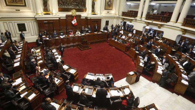 Pleno del Congreso preocupado por lo que vive Venezuela (Mario Zapata)