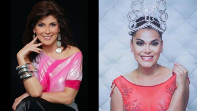 Ex reina de belleza aseguró que en el Perú sería difícil aceptar que un transgénero como Miss Perú. (Foto: Composición)