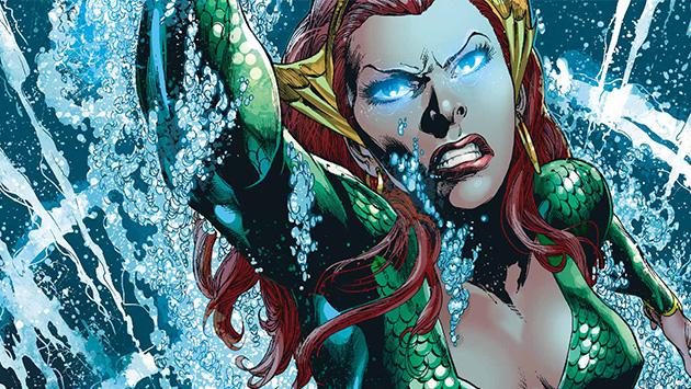 Mira la primera imagen de 'Mera' para la próxima película de 'Aquaman' (DC Comics)