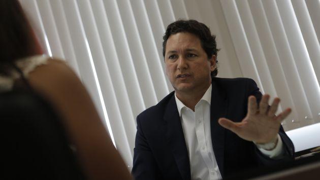 Daniel Salaverry cuestiona papel del ministro Vizcarra en adenda de Chinchero (Piko Tamashiro)