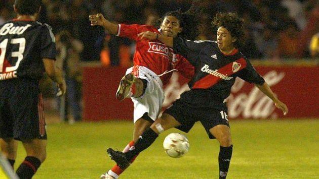 Gallardo regresa al escenario donde perdió el título de la Sudamericana 2003 como jugador 'millonario'. (USI)