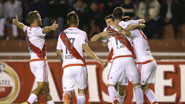 A falta de una fecha para el desenlace del Grupo 3, Melgar quedó eliminado de la Copa Libertadores 2017. (AP)
