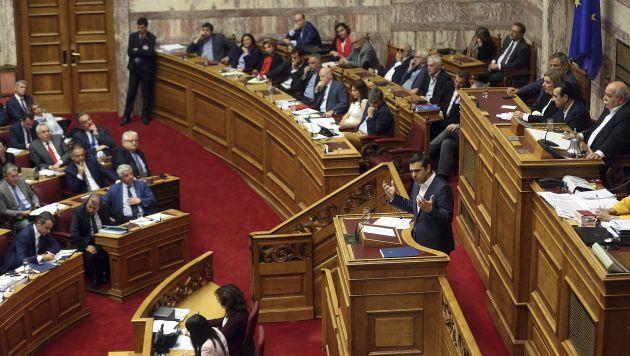 Grecia: Gobierno espera reducción de deuda equivalente al 179% del PBI. (EFE)