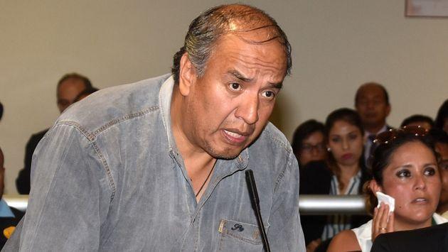 Justicia amplía por siete días detención preliminar de Jorge Acurio y José Zaragoza. (Difusión)