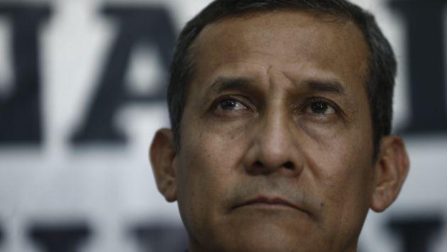 Ollanta Humala se presenta hoy ante Comisión de Defensa por compras militares. (Perú21)