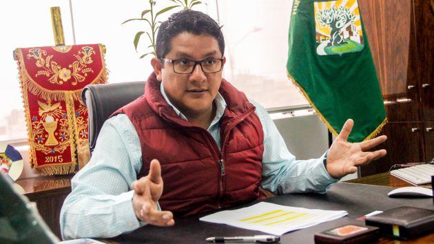 """Alcalde de Los Olivos: """"No puedo poner cámaras en todos los lugares""""  (Difusión)"""