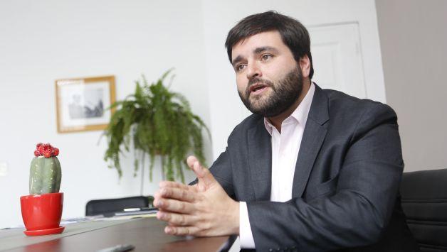 Confía en que Vizcarra saldrá bien librado de críticas legislativas. (Roberto Cáceres)