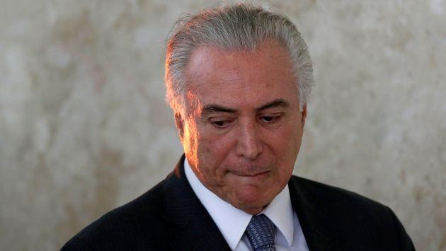 Michel Temer: ¿Quién es el hombre que encabeza Brasil en medio de la crisis? (Reuters)