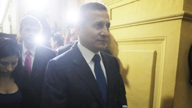 Comisión de Defensa no descarta citar a Ollanta Humala