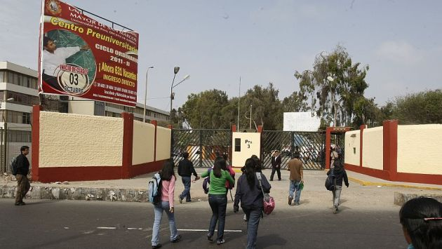 Sunedu elimina cobro irregular en la matrícula de la Universidad San Marcos. (USI)