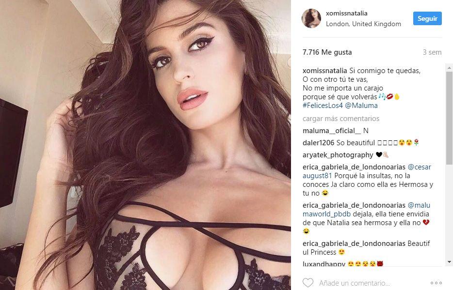 Maluma Ella Es La Modelo Que Se Desnuda En El Video Del Cantante