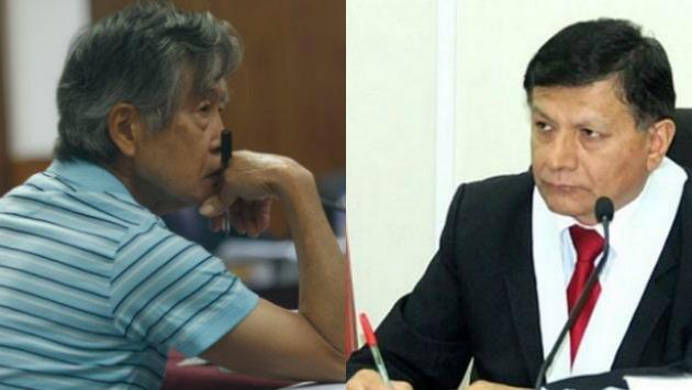 Juez Arnaldo Sánchez evaluará si admite o no hábeas corpus (Composición)