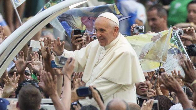 Papa Francisco llegará al Perú, así lo confirmó Juan Luis Cipriani, (EFE)