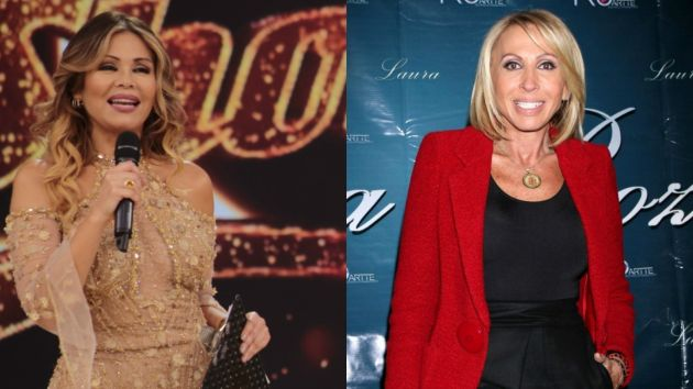 Gisela Valcárcel y Laura Bozzo estarán por primera vez juntas en 'El Gran Show'. (Difusión)