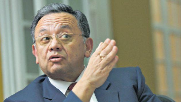 Edgar Alarcón Tejada informó que perdidas por corrupción se dieron entre 2009 y abril del 2017.  (Foto: Perú 21)