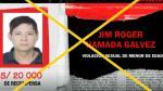 Callao: Capturan a presunto violador que figuraba en programa de recompensas - Noticias de ingunza