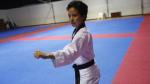 Marcela Castillo, la chica a la que no le gusta pelear es medallista mundial en taewkondo [CRÓNICA Y FOTOS] - Noticias de bienvenida la tarde