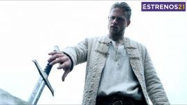 Estrenos.21: 'El rey Arturo: La leyenda de la espada' y otras novedades de la cartelera [VIDEO]