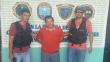 Ayacucho: Capturan a narcotraficante que figuraba entre los más buscados