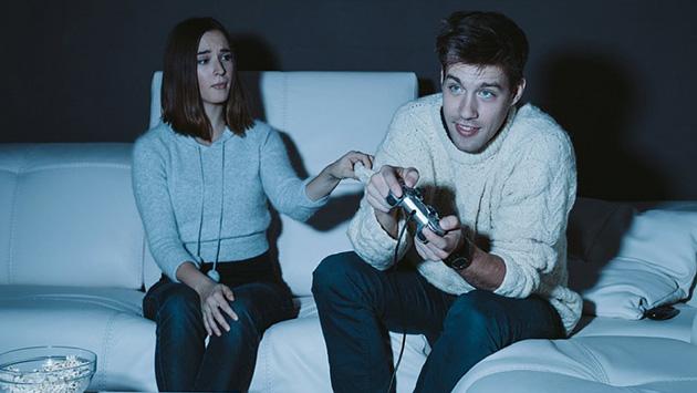 Los videojuegos son mejores que el sexo para aliviar el estrés (Belelu)