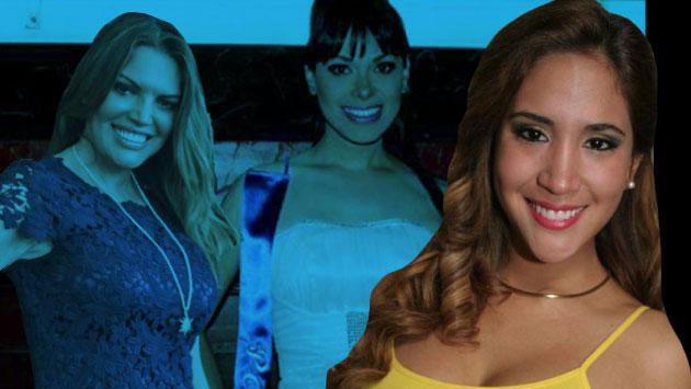 Melissa Paredes: 'Ojalá organización de Miss Perú no esté usando a la candidata trans como publicidad'. (Foto: Composición)