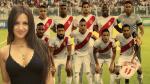 Rosángela Espinoza le dijo no a este jugador de la Selección peruana [VIDEO] - Noticias de rubin kazan