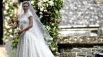Pippa Middleton, hermana de la duquesa de Cambridge, se casó hoy [FOTOS] - Noticias de pippa middleton