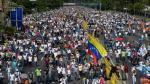 Más de 200 mil personas protestaron contra Nicolás Maduro [Fotos] - Noticias de venezuela