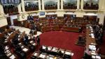 Reconstrucción: El peso del frente parlamentario [Análisis] - Noticias de juan espinoza