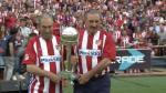 Atlético de Madrid: Así despidieron sus hinchas al estadio Vicente Calderón - Noticias de vicente calderon