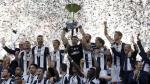 Juventus consiguió el ansiado hexacampeonato de la Serie A italiana. (AP)