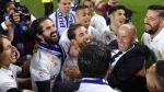 Fin del suspenso: Real Madrid alcanzó el título de la Liga Española [FOTOS] - Noticias de real madrid vs eibar