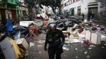 Brasil: 'Cracolandia', la zona del crack fue intervenida por 500 policías [FOTOS] - Noticias de arabia saudita
