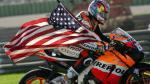 Se fue una leyenda del motociclismo. (AP)