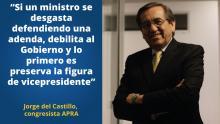 ¿Qué dijeron los congresistas sobre la renuncia de Martín Vizcarra?