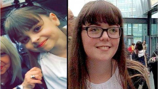 Una niña de 8 años y una joven de 18 son las primeras víctimas identificadas.