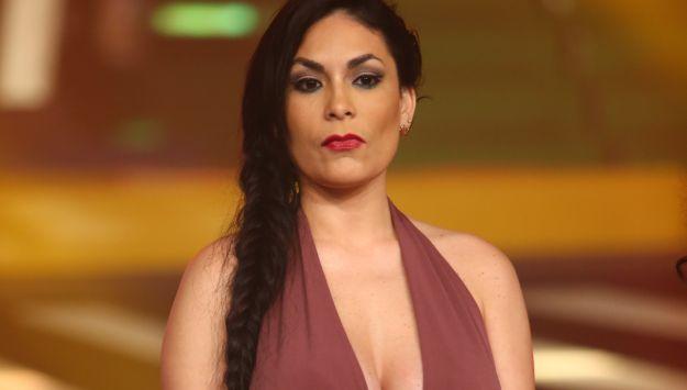 'El gran show': Evelyn Vela confesó que fue víctima de agresiones físicas por parte de una ex pareja. (Créditos: USI)