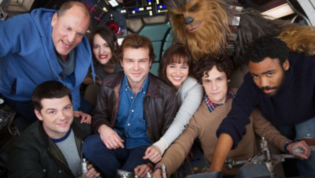 Star Wars: Te contamos todos los detalles del rodaje en España (Disney)