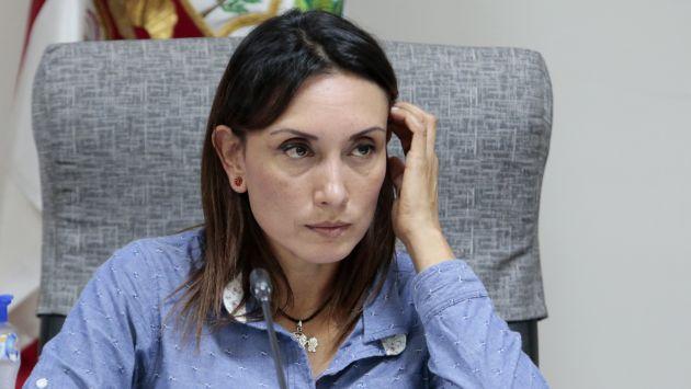 Patricia Donayre anuncia que no participará en debate de reforma electoral. (USI)