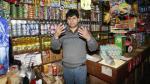 Sector importante. Ejecutivo busca impulsar a los pequeños comerciantes. (USI)